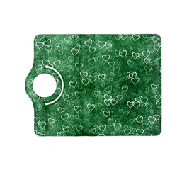 Heart Pattern Kindle Fire Hd (2013) Flip 360 Case by ValentinaDesign