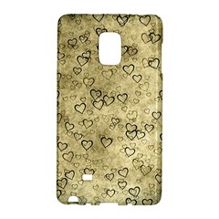 Heart Pattern Galaxy Note Edge by ValentinaDesign