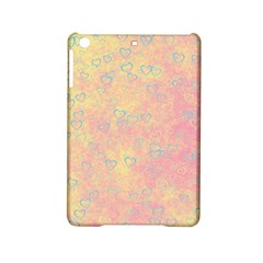 Heart Pattern Ipad Mini 2 Hardshell Cases by ValentinaDesign