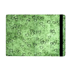 Heart Pattern Apple Ipad Mini Flip Case by ValentinaDesign