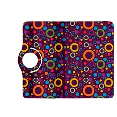 70s Pattern Kindle Fire Hdx 8 9  Flip 360 Case by ValentinaDesign