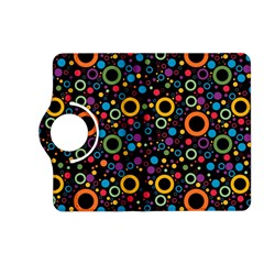 70s Pattern Kindle Fire Hd (2013) Flip 360 Case by ValentinaDesign