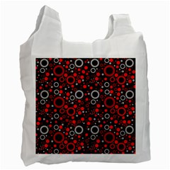70s Pattern Recycle Bag (two Side)