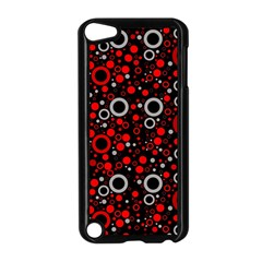 70s Pattern Apple Ipod Touch 5 Case (black) by ValentinaDesign