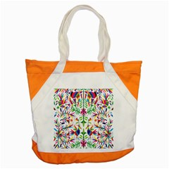 Peacock Rainbow Animals Bird Beauty Sexy Accent Tote Bag by Mariart