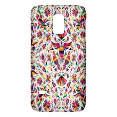 Peacock Rainbow Animals Bird Beauty Sexy Flower Floral Sunflower Star Galaxy S5 Mini by Mariart