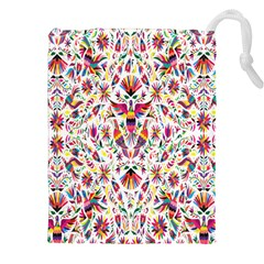 Peacock Rainbow Animals Bird Beauty Sexy Flower Floral Sunflower Star Drawstring Pouches (xxl) by Mariart