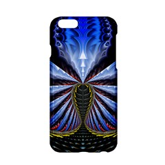 Illustration Robot Wave Apple Iphone 6/6s Hardshell Case by Mariart