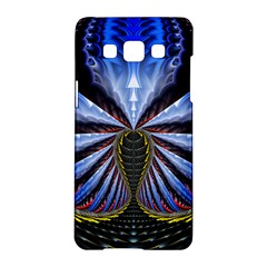 Illustration Robot Wave Samsung Galaxy A5 Hardshell Case  by Mariart