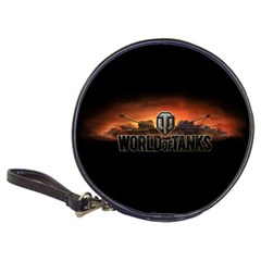 World Of Tanks Classic 20 Cd Wallets by Zhezhe