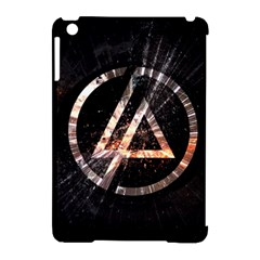 Linkin Park Logo Band Rock Apple Ipad Mini Hardshell Case (compatible With Smart Cover) by Zhezhe