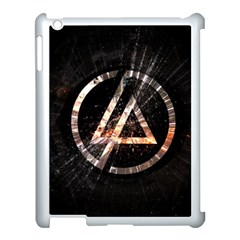 Linkin Park Logo Band Rock Apple Ipad 3/4 Case (white) by Zhezhe