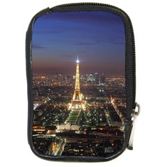 Paris At Night Compact Camera Cases by Zhezhe