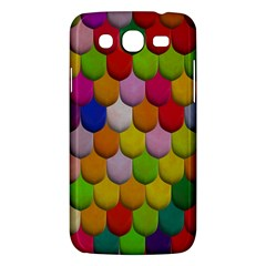 Colorful Tiles Pattern                     Samsung Galaxy Duos I8262 Hardshell Case by LalyLauraFLM