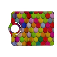 Colorful Tiles Pattern                     Samsung Galaxy Note 3 Soft Edge Hardshell Case by LalyLauraFLM