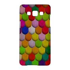 Colorful Tiles Pattern                     Samsung Galaxy A5 Hardshell Case by LalyLauraFLM