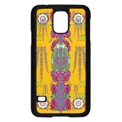 Rainy Day To Cherish  In The Eyes Of The Beholder Samsung Galaxy S5 Case (black) by pepitasart