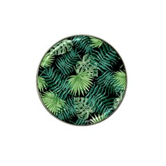 Tropical Pattern Hat Clip Ball Marker (4 Pack) by ValentinaDesign
