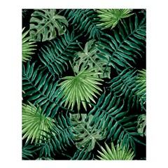 Tropical Pattern Shower Curtain 60  X 72  (medium)  by ValentinaDesign