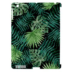 Tropical Pattern Apple Ipad 3/4 Hardshell Case (compatible With Smart Cover) by ValentinaDesign
