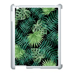 Tropical Pattern Apple Ipad 3/4 Case (white) by ValentinaDesign