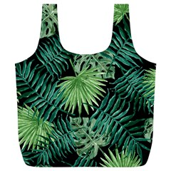 Tropical Pattern Full Print Recycle Bags (l)  by ValentinaDesign