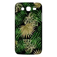 Tropical Pattern Samsung Galaxy Mega 5 8 I9152 Hardshell Case  by ValentinaDesign