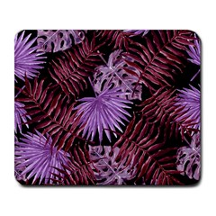 Tropical Pattern Large Mousepads by ValentinaDesign