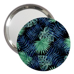 Tropical Pattern 3  Handbag Mirrors by ValentinaDesign