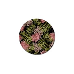 Tropical Pattern Golf Ball Marker (10 Pack) by ValentinaDesign