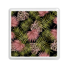 Tropical Pattern Memory Card Reader (square)  by ValentinaDesign