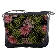 Tropical Pattern Messenger Bags by ValentinaDesign