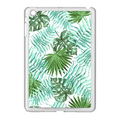 Tropical Pattern Apple Ipad Mini Case (white) by ValentinaDesign
