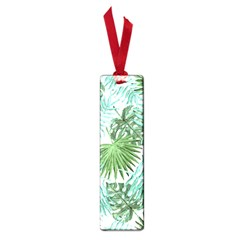 Tropical Pattern Small Book Marks by ValentinaDesign
