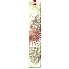 Tropical Pattern Large Book Marks by ValentinaDesign