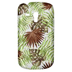 Tropical Pattern Galaxy S3 Mini by ValentinaDesign