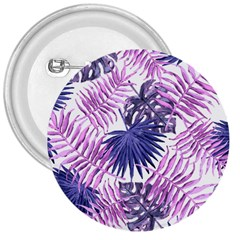 Tropical Pattern 3  Buttons by ValentinaDesign