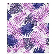 Tropical Pattern Shower Curtain 60  X 72  (medium)  by ValentinaDesign