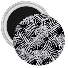 Tropical Pattern 3  Magnets by ValentinaDesign