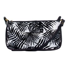 Tropical Pattern Shoulder Clutch Bags by ValentinaDesign