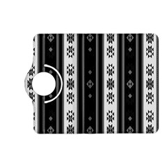 Folklore Pattern Kindle Fire Hd (2013) Flip 360 Case by ValentinaDesign