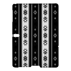 Folklore Pattern Samsung Galaxy Tab S (10 5 ) Hardshell Case  by ValentinaDesign