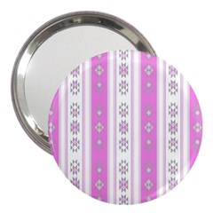 Folklore Pattern 3  Handbag Mirrors by ValentinaDesign