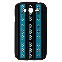 Folklore Pattern Samsung Galaxy Grand Duos I9082 Case (black) by ValentinaDesign
