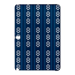 Folklore Pattern Samsung Galaxy Tab Pro 12 2 Hardshell Case by ValentinaDesign