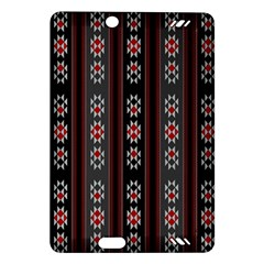 Folklore Pattern Amazon Kindle Fire Hd (2013) Hardshell Case by ValentinaDesign