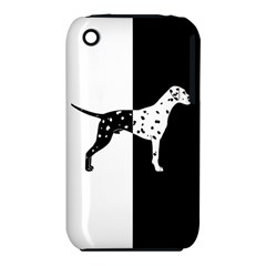 Dalmatian Dog Iphone 3s/3gs by Valentinaart