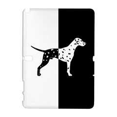 Dalmatian Dog Galaxy Note 1 by Valentinaart