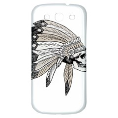 Indian Chef  Samsung Galaxy S3 S Iii Classic Hardshell Back Case by Valentinaart