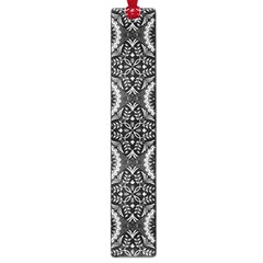 Oriental Pattern Large Book Marks by ValentinaDesign